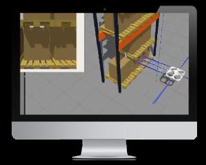 simulation de drones pros