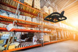 Drone Eyesee - inventaire entrepôt