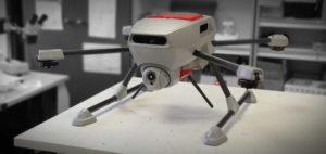 Drones pros - Apach