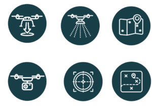 technologies pour drones