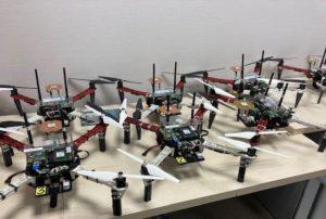 simulation par drone CIDN