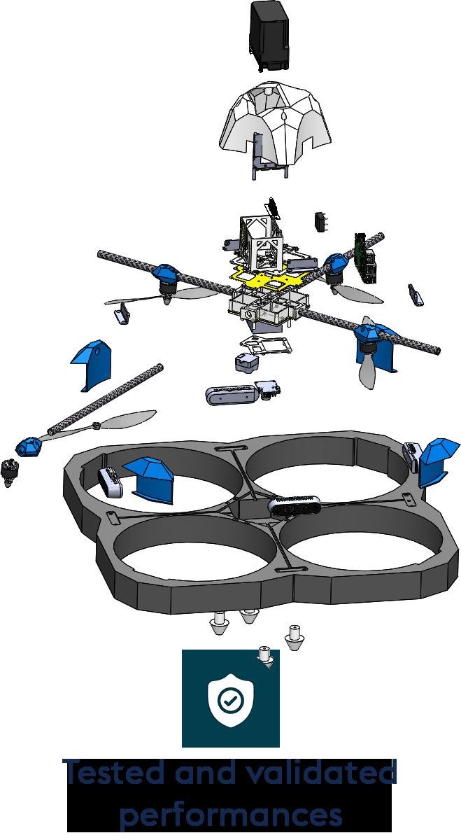 Quelles technologies pour drones impactent aujourd'hui le plus les professionnels ?