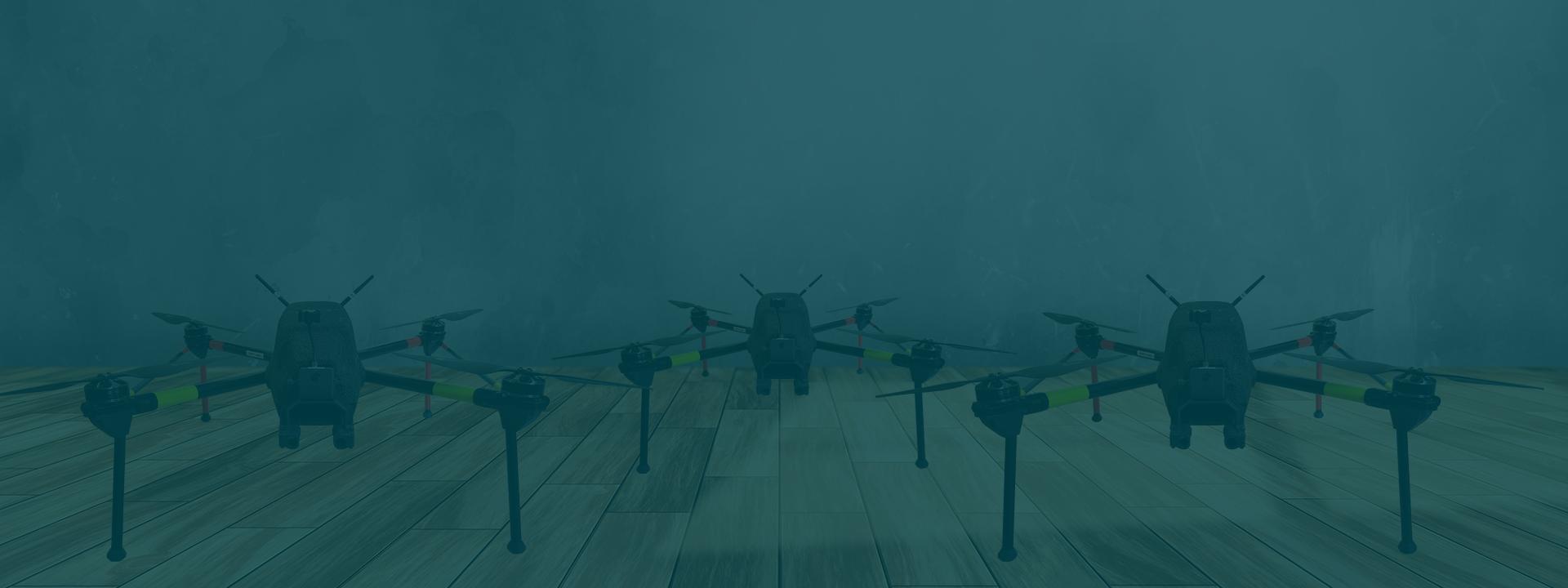 Webinaire – Un bureau d'étude et d'ingénierie drone pour les pros chez Squadrone System