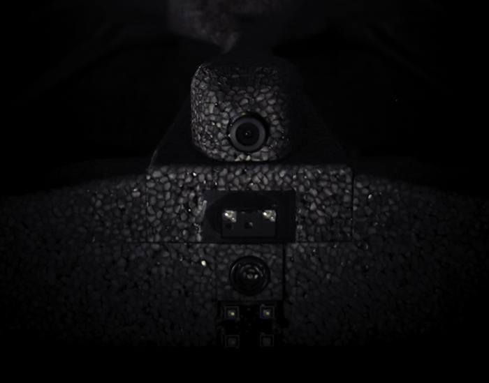 Drone d'intérieur caméra