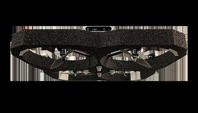 drone d'inspection d'intérieur autonome Clover