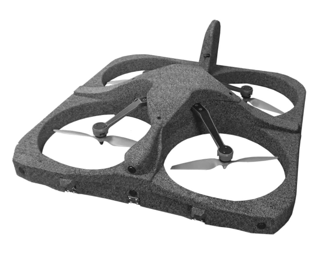 Drone d'intérieur Clover - Inspection et contrôle