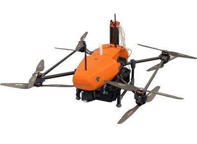 drone de transport stork squadrone system opacite
