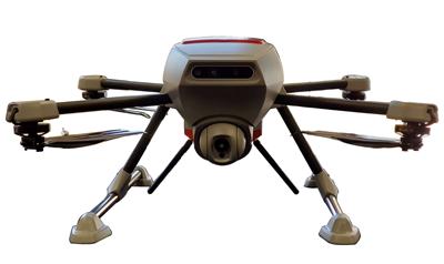 drone d'inspection et de controle professionnel apach